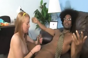 juvenile daughter screamer fucks a black cock 4