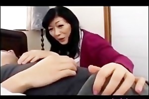 japanese taboo sex with my mama - anna hoshi