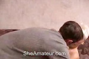 lustful mother wakes up her juvenile lover