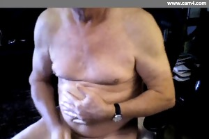 sexy livecam grandpa cumming