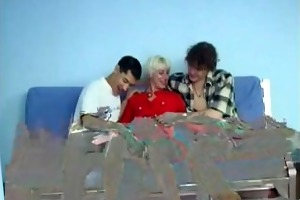 lustful mama shagging with well hung boys
