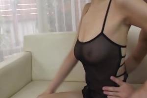fine ass bitch jun kusanagi in group sex part5