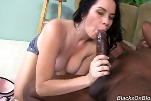 white daughter lacey go black