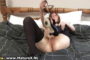 lustful mature mother in sexy dark part6