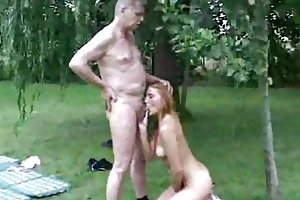 old freak banging a hawt youthful wet crack