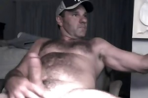 horny daddy large dick