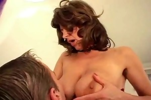 cute chap fucking busty hairy mother i bvr