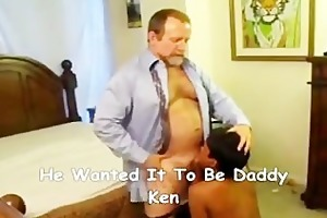 daddy ken fucks a virgin from india
