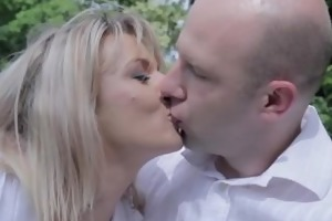 mammas passions - making love to romantic mommy