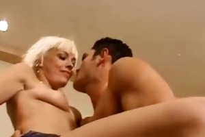 painfully anal drilled daughter