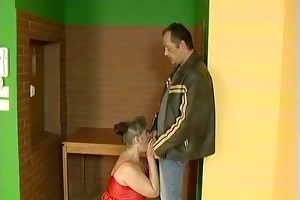 fat old mature wife loves engulfing big
