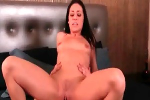 skinny college cutie fucked hard by sugar dad -
