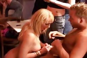 priceless youthful sluts engulfing dongs at avid