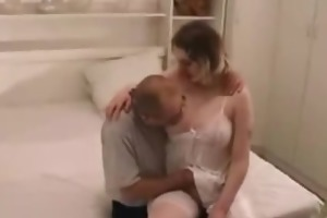 mother wearing pantyhose penetrated part2