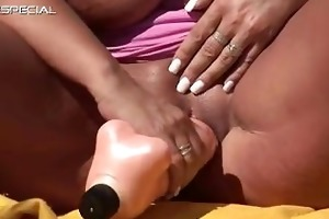lustful milf receives fucked hard outdoor free