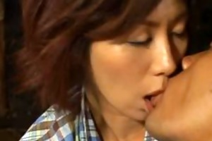 chisato shouda lovely mature oriental chick part4