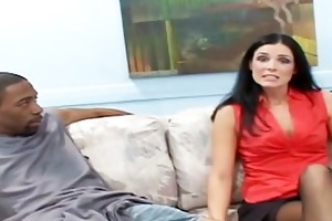 india summer in one big black cock wasnt enough
