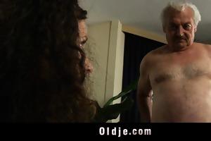 grandpa fucker chill out horny stephanie