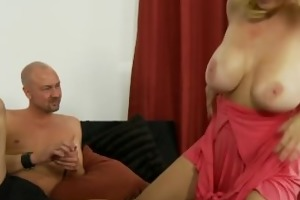 devilsfilm big titty milf undress and fucked