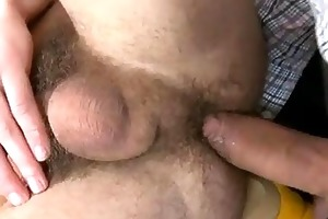 cute young gay gets vile anal drilling