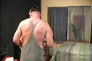 daddy and hunk engulf