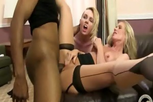 your mother goes for a large black cock 19