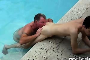 naked men daddy brett obliges of course, after