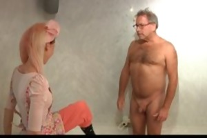 old hotel customer acquires fucked by a excited