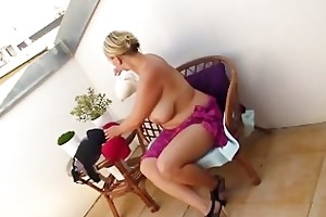 busty lucy brassiere changing