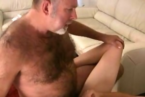 old homo bear fucking much younger dude part3