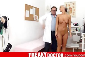 glamorous czech blond nathaly heaven real vagina