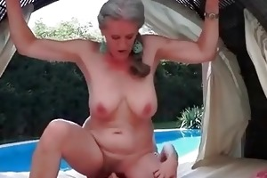 grannies and young beaties lesbo compilation