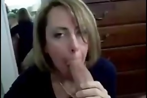 sexy non-professional mother i giving a hawt oral