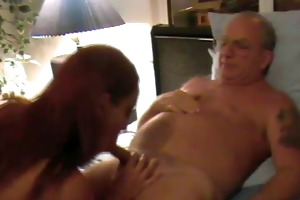 redhead veronica lee mack on jesses cock