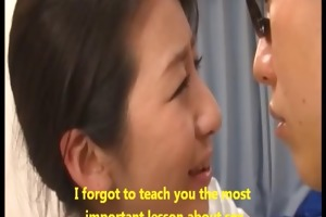 mother not her son anatomy class with subtitles