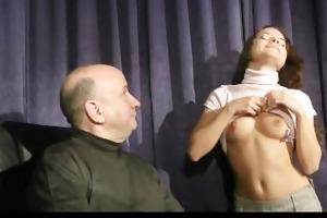 anita seduce and fuck her oldje music teacher