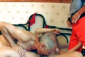 old milf having steamy sex with