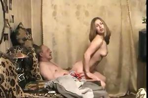 fucking with grandpapa 1
