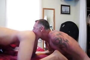 hot dad and body sex