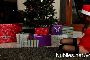 holiday orgasms for legal age teenager redhead