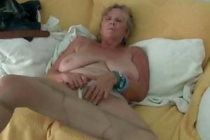 grandma needs an big o right now!
