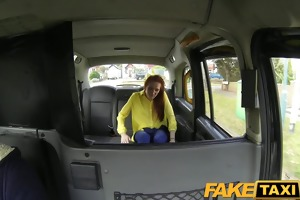 faketaxi uni student gets fucked twice in one day
