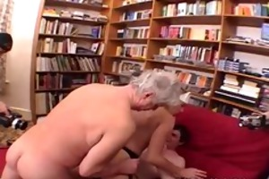 ten old lads fuck a younger blond with anal