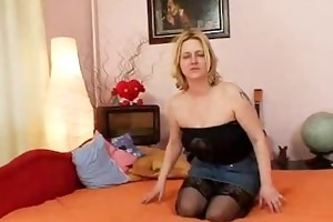 amateur wife in addition to huge natural juggs