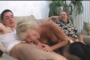 hot aged gives show 4 hubby