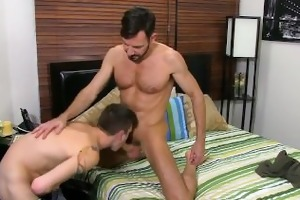 timo garrett rides big dad cock
