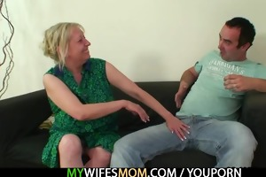 she finds him fucking her mama