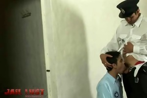 prison adventures of an adorable juvenile latino