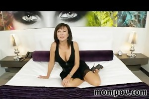 swinger mother i trying out porn for first time