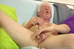 aiden and his valuable daddy cock